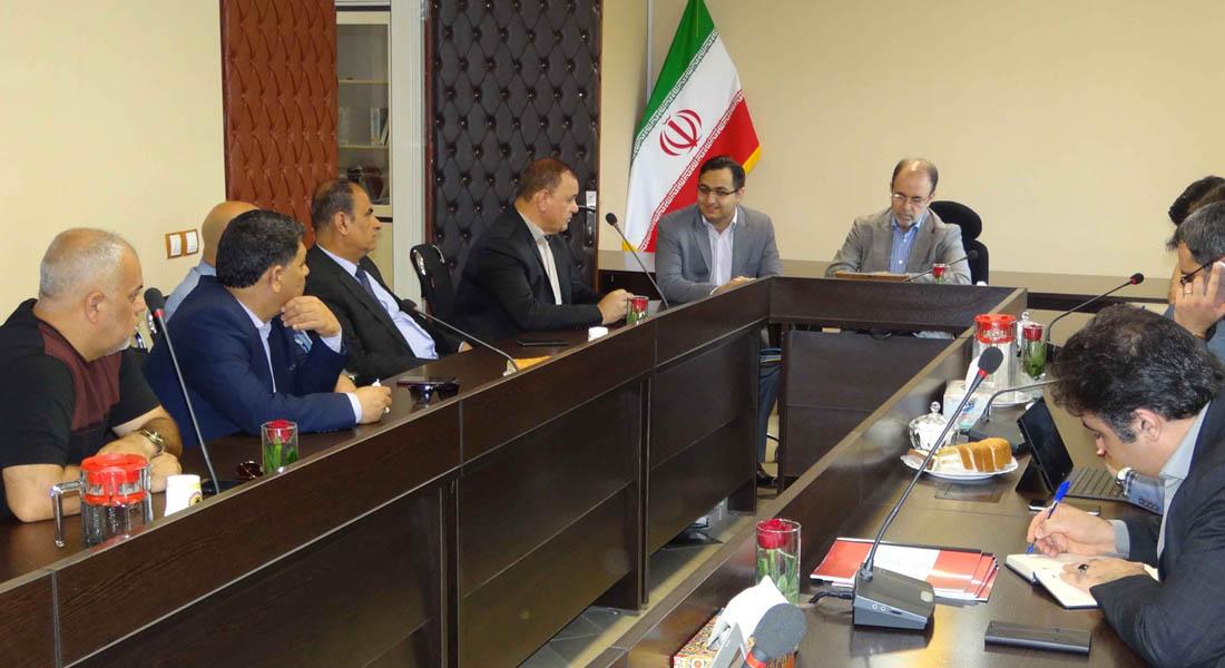 بازدید نمایندگان مجلس استان بابل عراق
