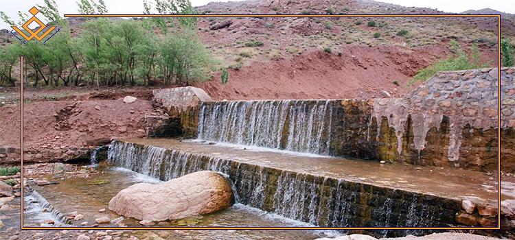 افزایش ۳ برابری میانگین آبدهی قنوات با اجرای طرح های آبخیزداری و آبخوانداری