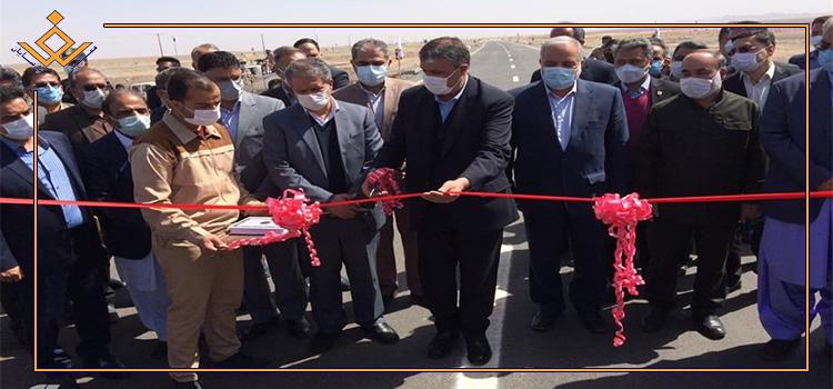 معاون وزیر راه و شهرسازی: افتتاح و آغاز عملیات اجرایی 91 کیلومتر بزرگراه در استان سیستان و بلوچستان